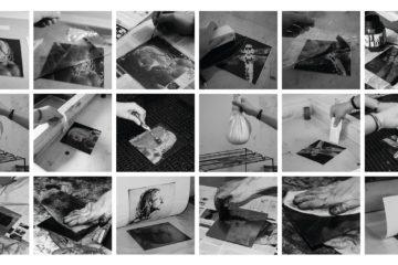 Calcografia, processo di stampa, Elisa Simoncelli