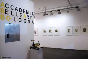 Mostra Galleria Di Paolo Arte Bologna, opere di Elisa Simoncelli